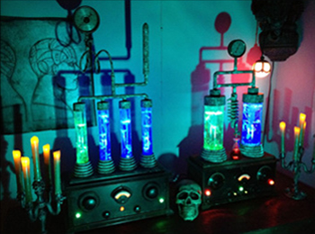 Dr. Frankenstein's Lab